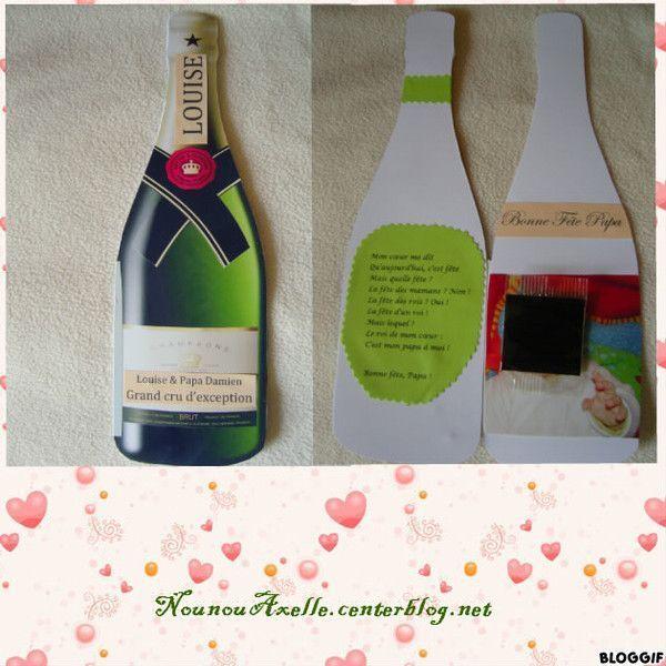 Assez de fête des pères Champagne TP51