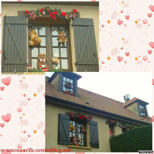 Exterieur decoration for Decoration fenetre exterieure