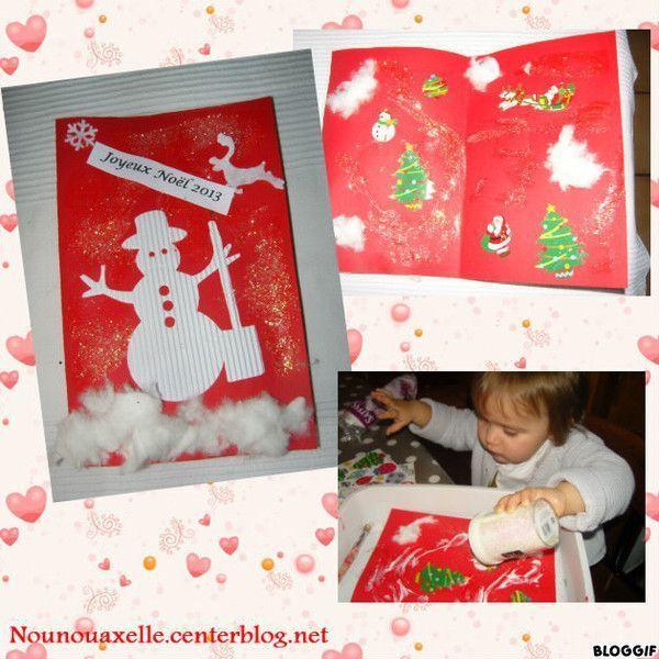 Carte Noel 2013