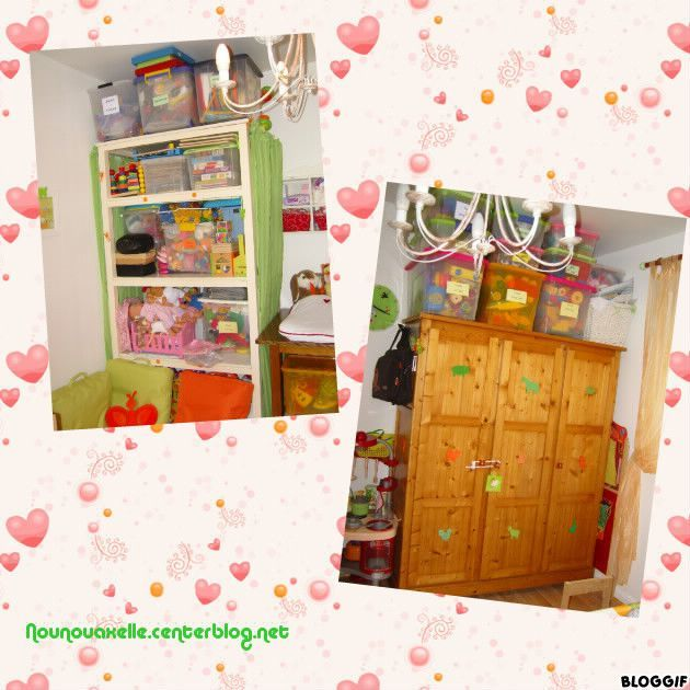 rangement jouets. Black Bedroom Furniture Sets. Home Design Ideas