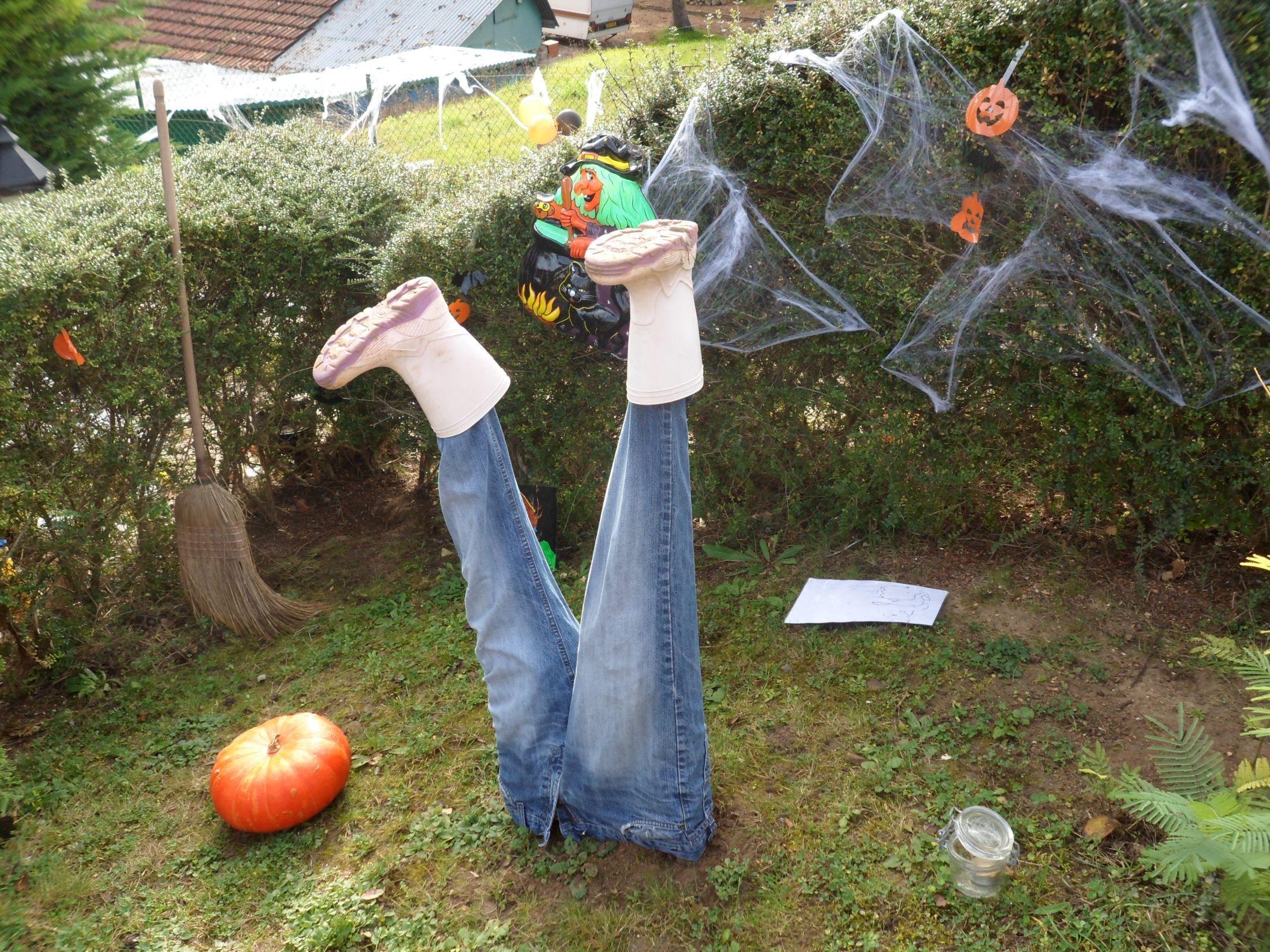D coration halloween - Comment fabriquer deco halloween ...
