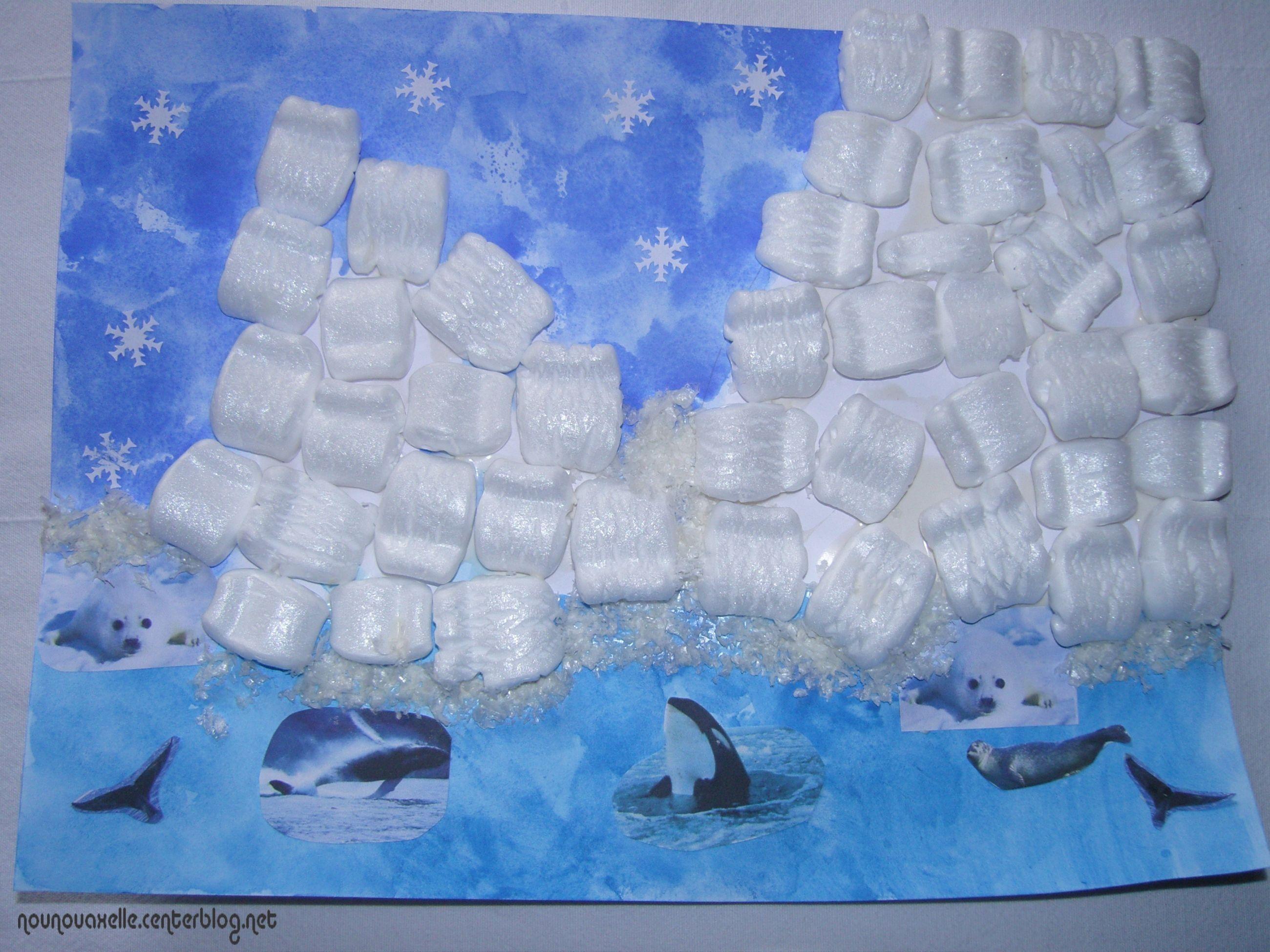 Activit manuelle maternelle hiver - Activite manuelle maternelle hiver ...