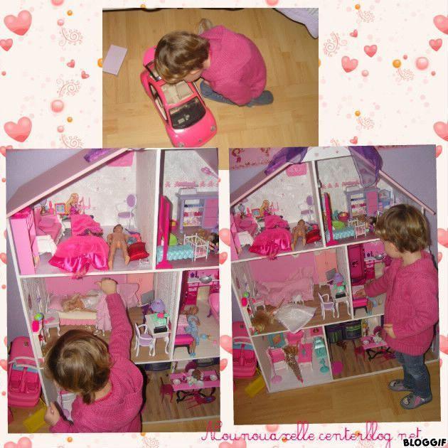 Maison de barbie - Jeux de maison de barbie ...