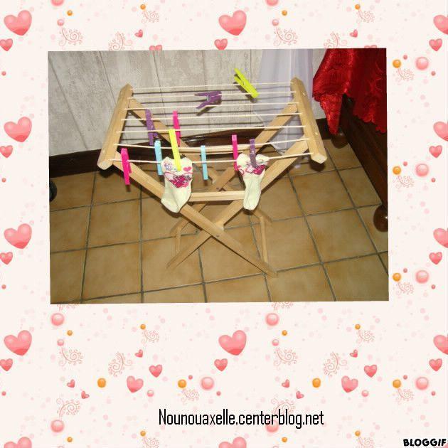 etendoir linge montessori. Black Bedroom Furniture Sets. Home Design Ideas